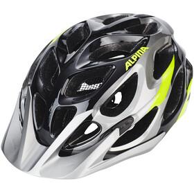 Alpina Mythos 2.0 casco per bici grigio/nero